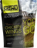 Adventure Menu Chicken-Wings mit Honig und Chilli