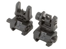 CAA Tactical Low Profile Flip Up Sights