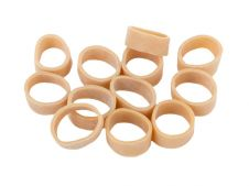 Clawgear Rubber Bands Micro, 12 Stk.