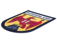 Clawgear Shield Patch Burgenland
