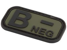 Deploy Bloodpatch B neg PVC