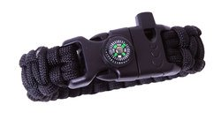 Mandrill Outdoor Paracord Armband mit Kompass
