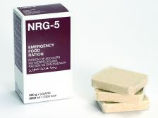 Emergency Food Compact Ration NRG-5